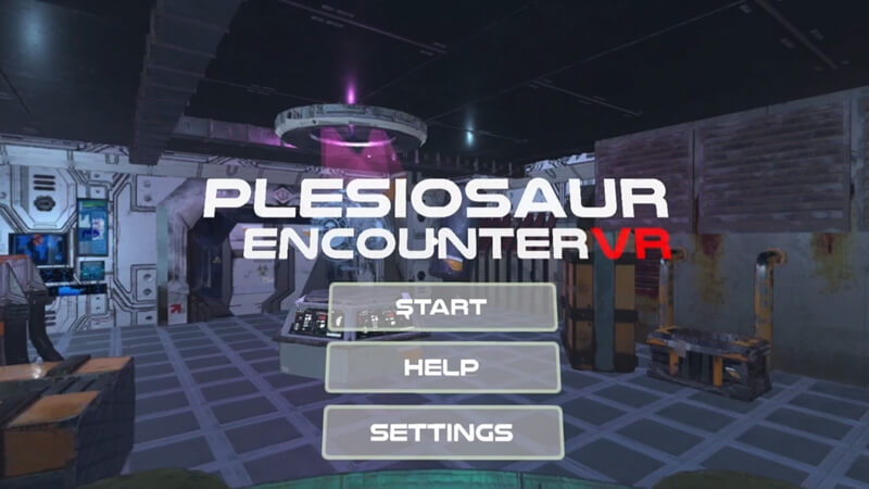 Watch the VR Plesiosaur Encounter preview